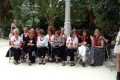 SOSO Choir Singing at the Palm House